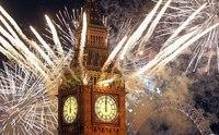 Новый Год в Англии