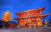 Асакуса: район храмов и фестивалей в Токио