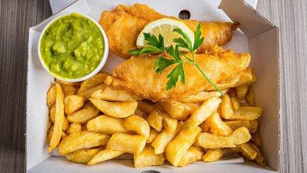 Еда в Лондоне. Где поесть недорого и вкусно?