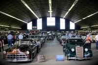 Выставка американских родстеров 2011 Grand National Roadster Show (GNRS)