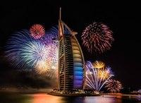 Новый Год в Объединенных Арабских Эмиратах