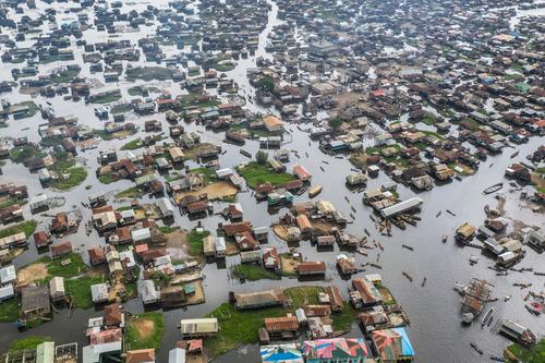 Ганвье — африканская Венеция