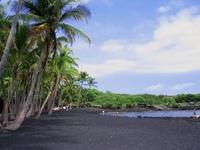 Топ 10 пляжей с черным песком