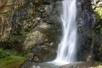 Гвелетский водопад. Степанцминда, Грузия