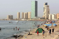 Ливия — страна на побережье средиземного моря