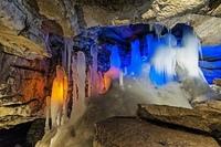 Кунгурская ледяная пещера- Пещера, которую нужно посетить