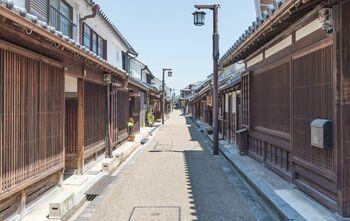 Город Имаичо — хорошо сохранившийся купеческий город