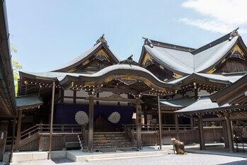 Храм Исэ (Ise Grand Shrine) — самая священная святыня Японии