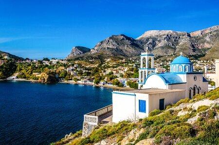 Остров Кос — тропический сад Эгейского моря