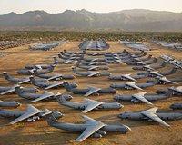 8 самых больших и удивительных промышленных кладбищ