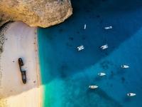 Бухта Навайо (Navagio Beach). Романтика и тайны моря