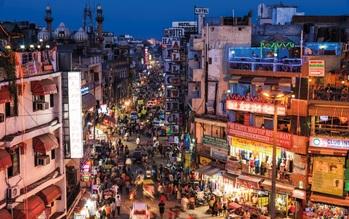 Путешествие в Нью-Дели (Travel to New Delhi)