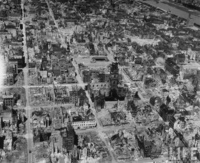 Послевоенный Берлин с высоты самолета (20 фото)