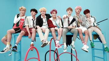 Самые популярные сегодня K-Pop группы