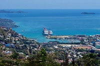 Род-Таун — Британские Виргинские острова