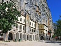 Острог: мужской монастырь Черногории