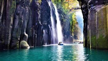 Кюсю — третий по величине остров Японского архипелага
