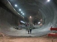 Готардский базовый тоннель (Gotthard-Basistunnel)
