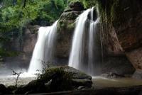 Суват водопад (Heo Suwat). Таиланд