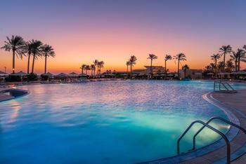 Макади Бэй — египетский курорт, погода, описание