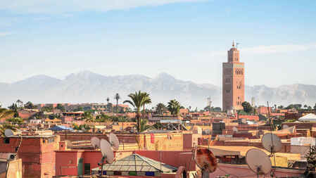 Марракеш. Тысячелетний имперский город Марокко