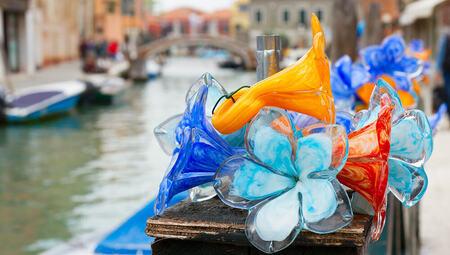 «Стеклянный остров» Мурано в Венецианской лагуне