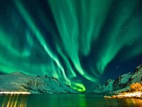 Северное сияние (фото). Northern Lights