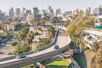 Из Сан-Диего в Лос-Анджелес на машине (Видео)