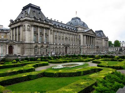 Королевский дворец – символ бельгийской монархии