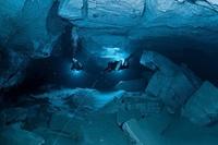Ординская пещера: самая длинная подводная пещера в России