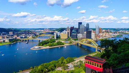 Питтсбург — бывшая сталелитейная столица США