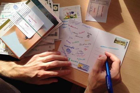 Посткроссинг — обмен письмами и открытками со всем миром