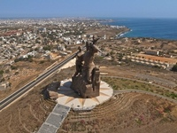 Монумент африканского возрождения