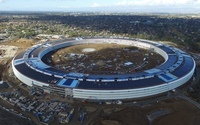 Apple Park (Apple Campus 2) – новая штаб-квартира корпорации