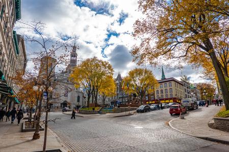 Квебек — единственный город-крепость к северу от Мексики