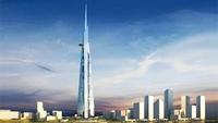 Jeddah Tower (Kingdom Tower) – самое высокое здание в мире