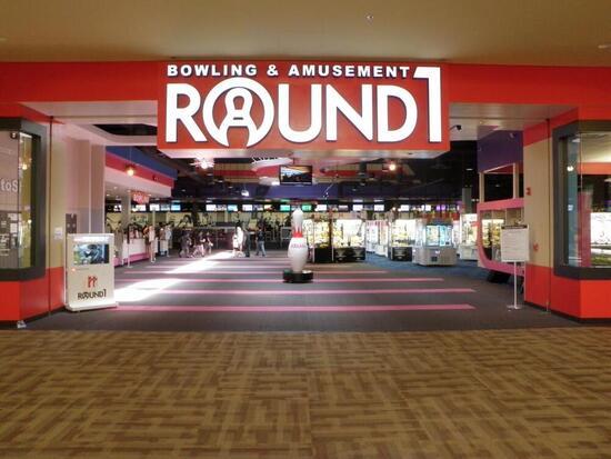 Round One — крупнейшая японская сеть развлекательных центров