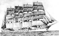 10 Самых больших парусных кораблей в мире