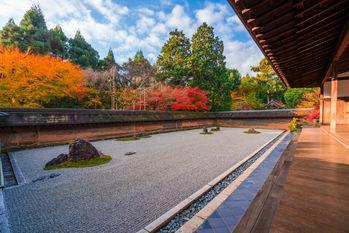 Храм Рёандзи (Ryoanji Temple): самый известный в Японии сад камней дзэн