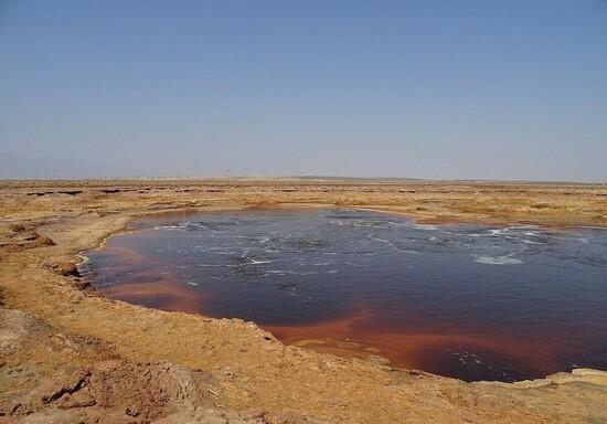 Самые соленые озера в мире (The saltiest lakes in the world)