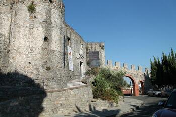 Кастелло Сан-Джорджо в Ла-Специи (Castello San Giorgio)