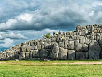 Саксайуаман – каменная крепость инков в Перу