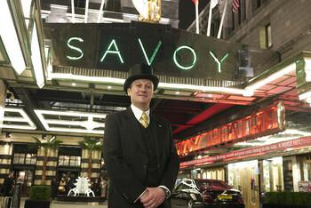 Отель Savoy: первый отель Британии с электрическими светильниками и лифтами