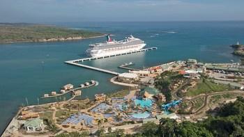 Серебряный порт Пуэрто-Плата в Доминиканской республике