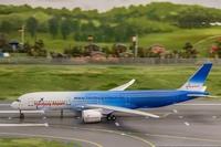 Крупнейшее в мире модель аэропорта. Гамбург, Германия -150 квадратных метров стоимостью $ 4,8 млн