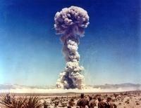 Ядерные взрывы в фотографиях