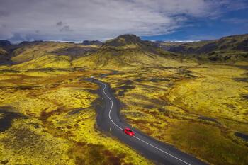 Топ 10 самых живописных дорог в мире