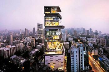 Топ 7 самых больших частных домов в мире