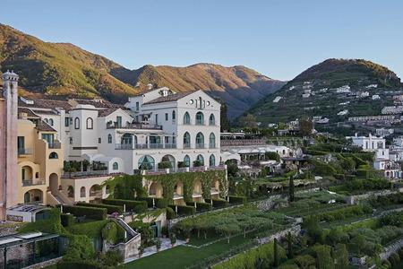 Топ 11 самых красивых отелей в мире