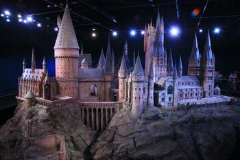 Музей Гарри Поттера в Ливсдене (The Harry Potter Museum in Leavesden)